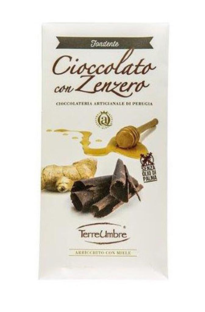 Cioccolato con zenzero