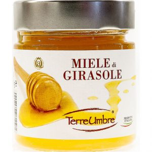 MIELE DI GIRASOLE – 250 Gr.