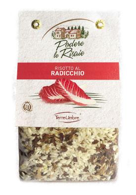 RISOTTO AL RADICCHIO