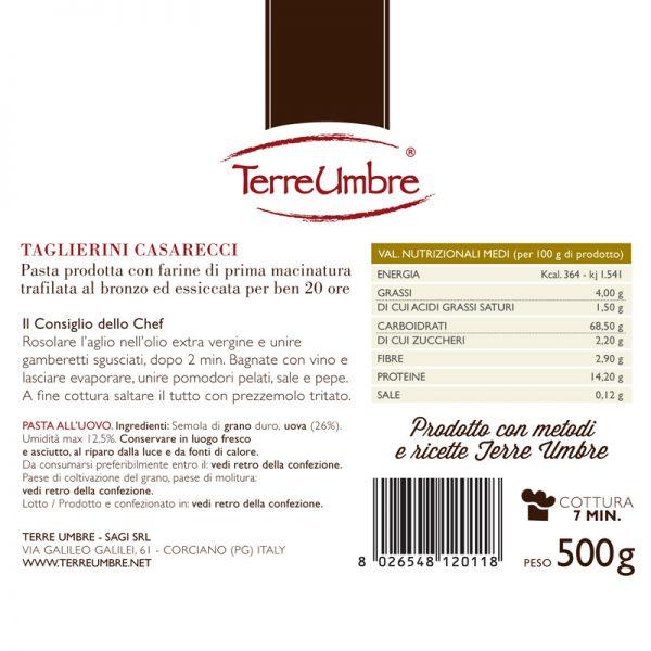 Taglierini-Cas
