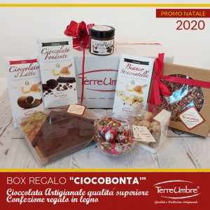 "Box Regalo Cioccolato ""Ciocobonta'"""