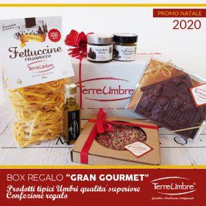 "Box Regalo Assortito ""Gran Gourmet"""