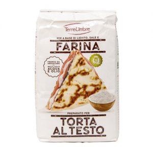 FARINA PER TORTA AL TESTO