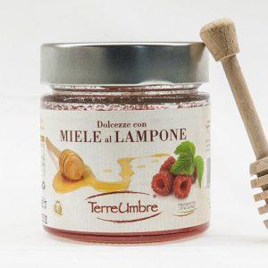 MIELE AL LAMPONE – 250 Gr.