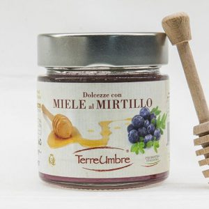 MIELE AL MIRTILLO – 250 Gr.