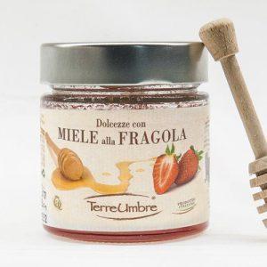 MIELE ALLA FRAGOLA – 250 Gr.