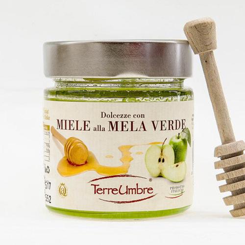miele-mela-verde