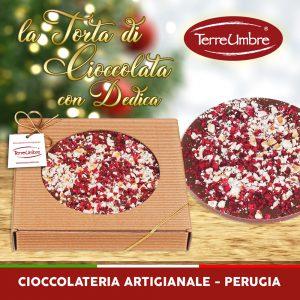 TORTINA DI CIOCCOLATA – 150 Gr.